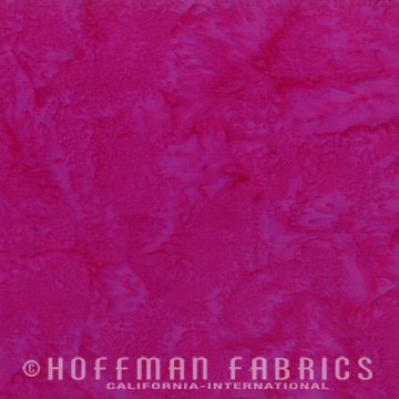 Hoffman - Bali Batik 1895-441 Winter Cherry