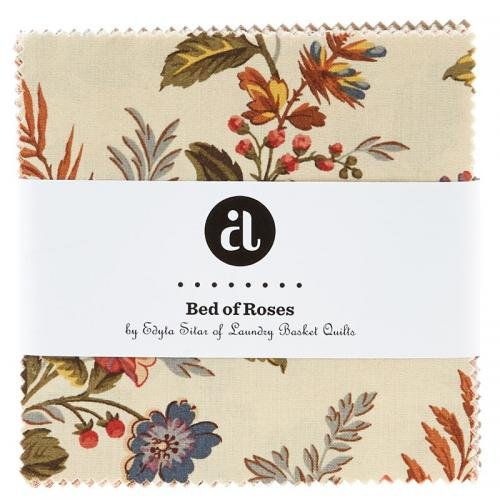 Andover - Bed of Roses Pre-cuts (5x5)