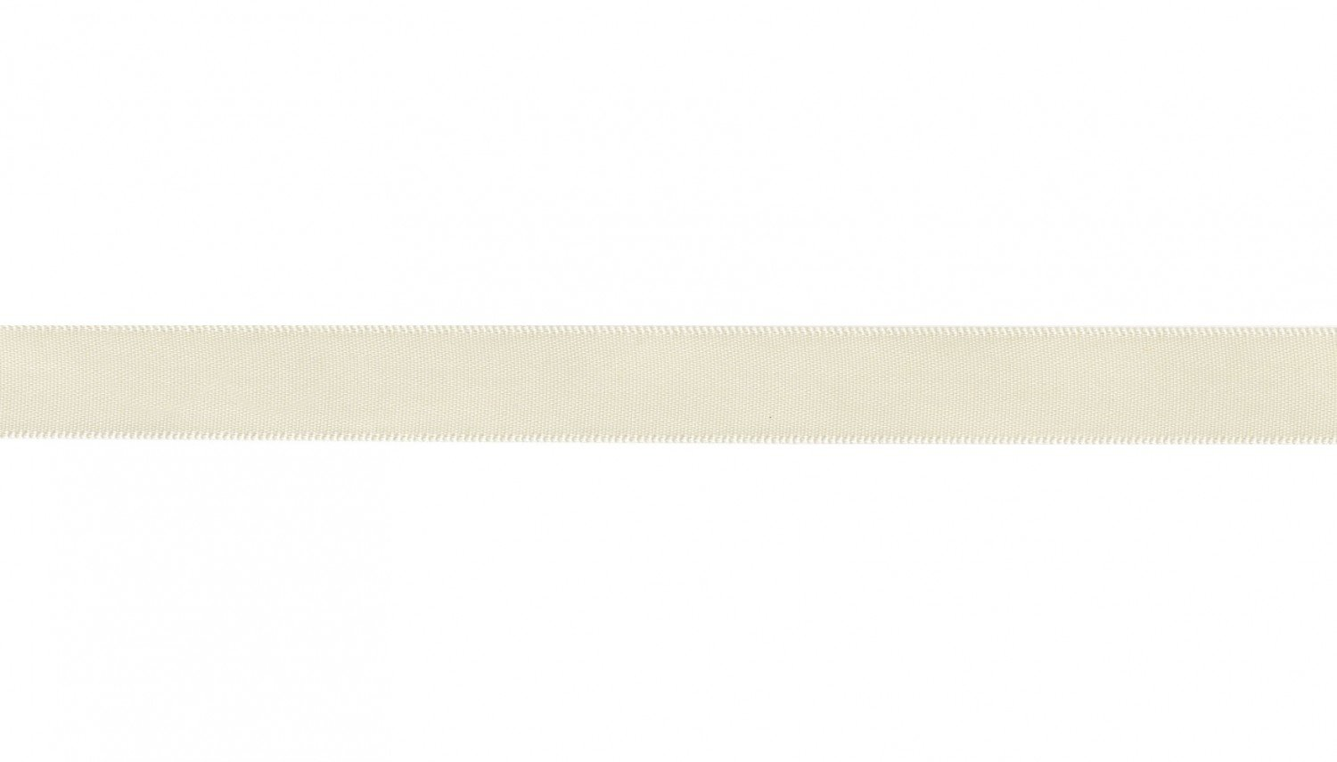 Ribbon, DoubleFace Satin 5/8 Antique White