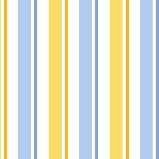QT - 1 In A Minion 23993-B Blue Stripe