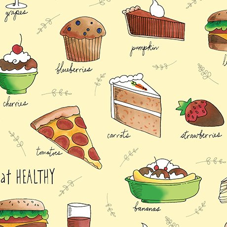 I&A - Healthy Eats 24787-S