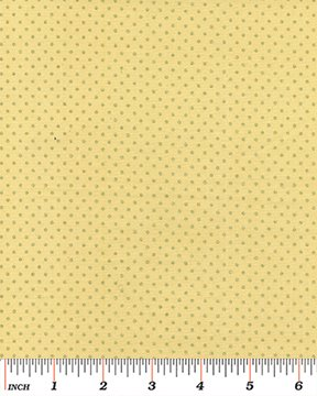 Kanvas Studio - Pin Dot - Ochre/Gold