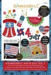 Kimberbell 4th of July Embroidery, Vol. 1 CD