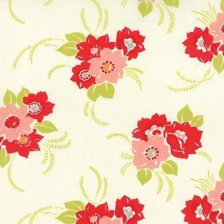Moda - Miss Kate, Blossom - Creamy White