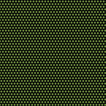 Wilmington - Sunshine Orchard 65756-977 Dots Black-Green