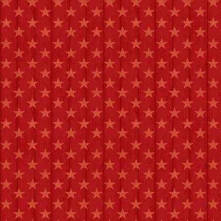 Wilmington - Heritage 84407-333 Red Small Stars
