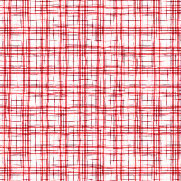 Benartex - This 'N That Collection - Red Lattice 868-10