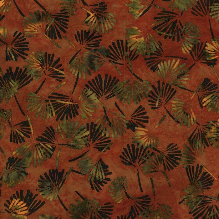Island Batik - Autumn Reflection