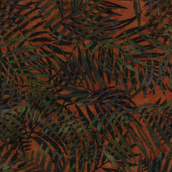 Autumn Reflection IKF13J-A1 Batik fabric from Island Batik