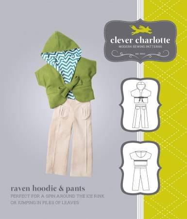 Raven Hoodie & Pants Pattern