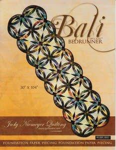 Bali Bed Runner Pattern