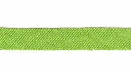 Chenille-It Blooming Bias 3/8 - Lime Green BY THE YARD