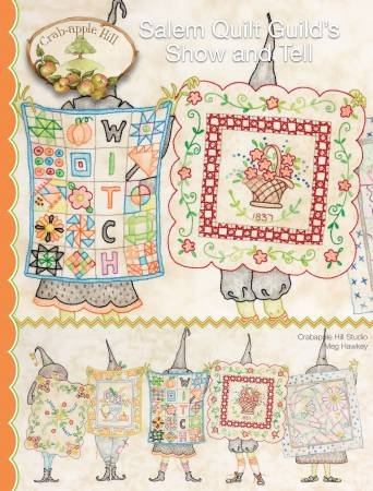 Salem Quilt Guild'S Show And Tell Pattern