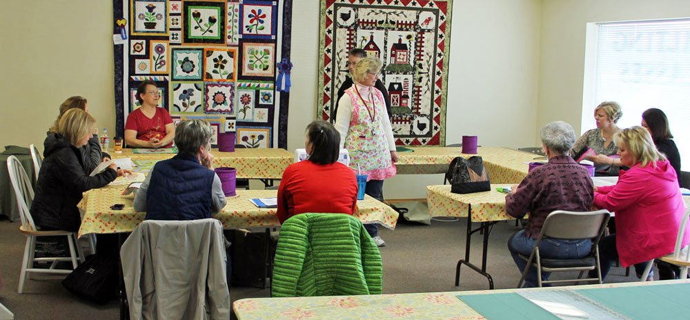 Sewing And Quilting Classes Patchwork Quilts Hamilton Mt