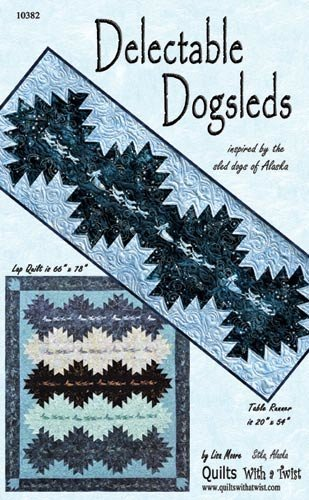Delectable Dogsleds Pattern