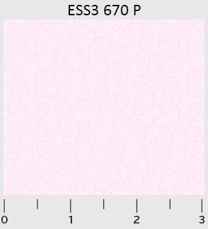P&B - Bear Essentials 3 Light Pink Scribbles ESS3-670-P