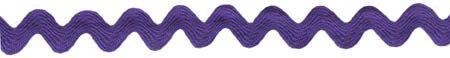 Ric Rac Poly - Purple 5/8