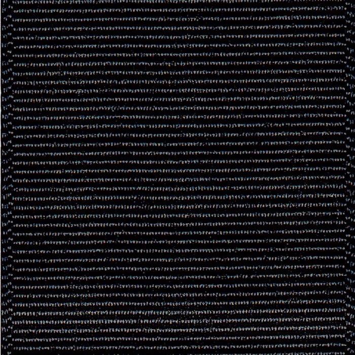 Ribbon, Grosgrain, Black 5/8