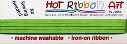 Hot Ribbon - 11 Lime Green