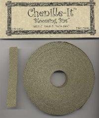 Chenille-It Blooming Bias 3/8 - Khaki