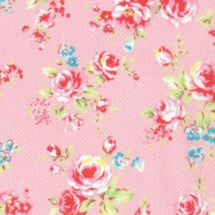 LEC31421-20 Antique Flower Pastel