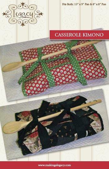 Casserole Kimono Pattern