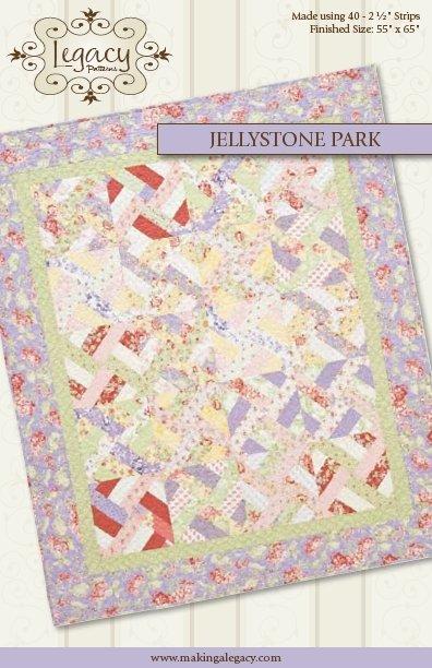 Jellystone Park Pattern
