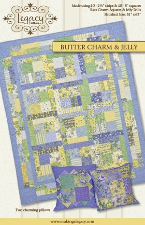 Butter Charm & Jelly Pattern