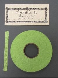 Chenille-It Blooming Bias 3/8 - Lime Green