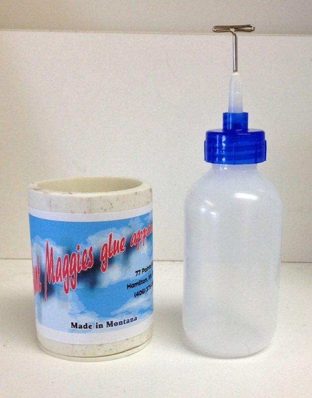 Maggie's Glue Bottle