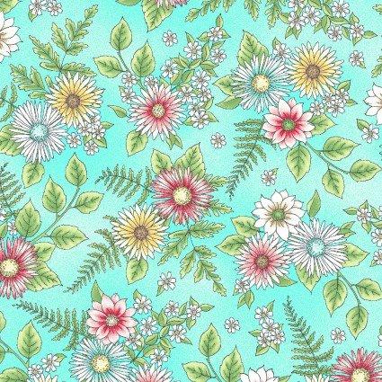 Maywood - Roam Sweet Home MAS8223-Q Wild Flowers