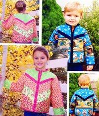 Half Pints Jacket Pattern