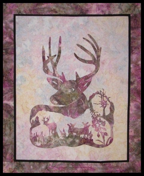 Mule Deer Magic Pattern