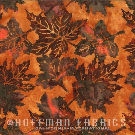 Hoffman Batik  N2900-572 Bourbon