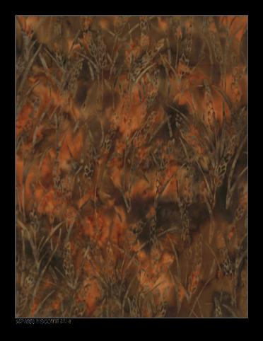 Hoffman Batik  P2083-414 Biscotti