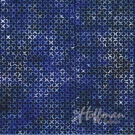 Hoffman Batik - P2977-230 Sapphire