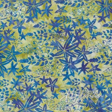 Hoffman Batik - P2983-558 Lupine