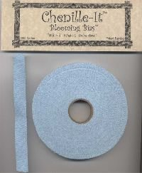 Chenille-It Blooming Bias 3/8 - Pale Blue