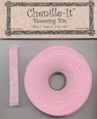 Chenille-It Blooming Bias 5/8 - Pale Pink