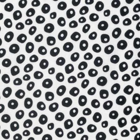 Free Spirit - Panda Dot PWDW138-BLACK