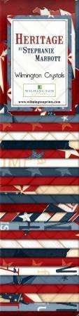 Wilmington - Heritage 2-1/2in Strips(24pcs/bundle)
