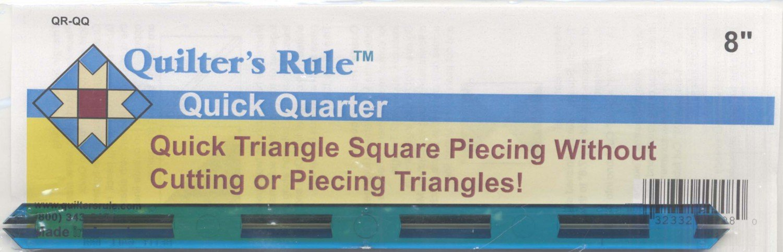 Quick Quarter Tool 8