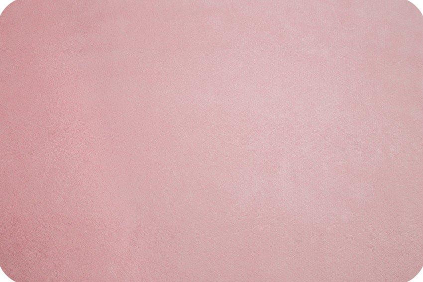 Shannon - Solid Cuddle 3 Minkee - Blush 58/60
