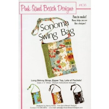 Sonoma Swing Bag Pattern