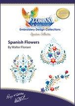 Floriani - Spanish Flowers CD