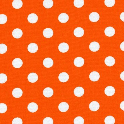 Basic Dots Orange