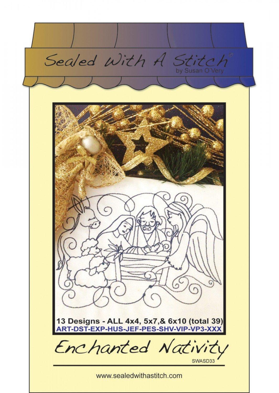 Enchanted Nativity CD