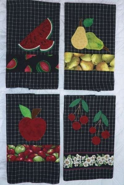 Fruit Basket Pattern