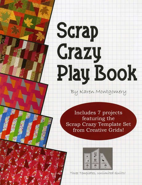 Scrap Crazy Play Book
