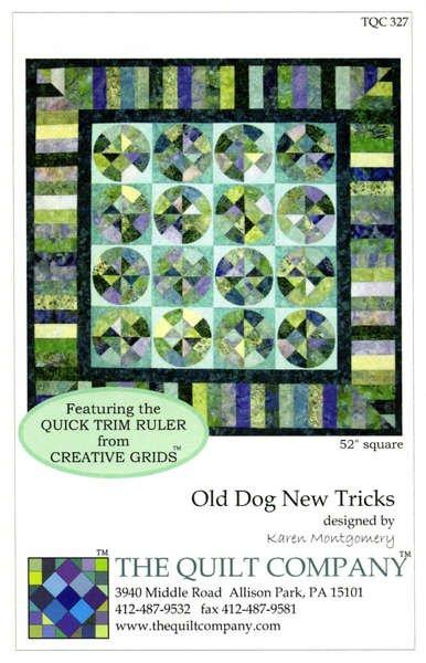 Old Dog New Tricks Pattern